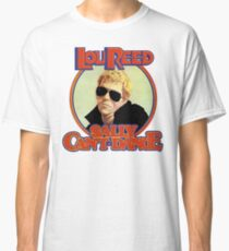 Lou Reed Sally Can't Dance Shirt Classic T-Shirt