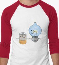 I light you Men's Baseball ¾ T-Shirt