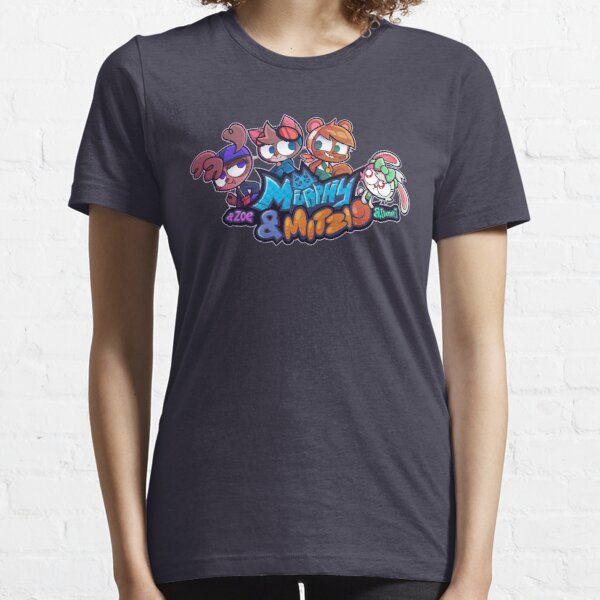 Murphy & Mitzi- Main Cast Essential T-Shirt