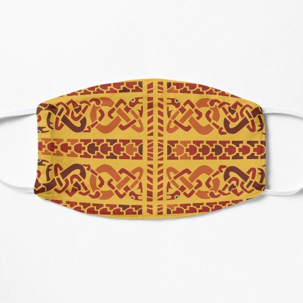 Staffordshire hoard zoomorphic riff Flat Mask