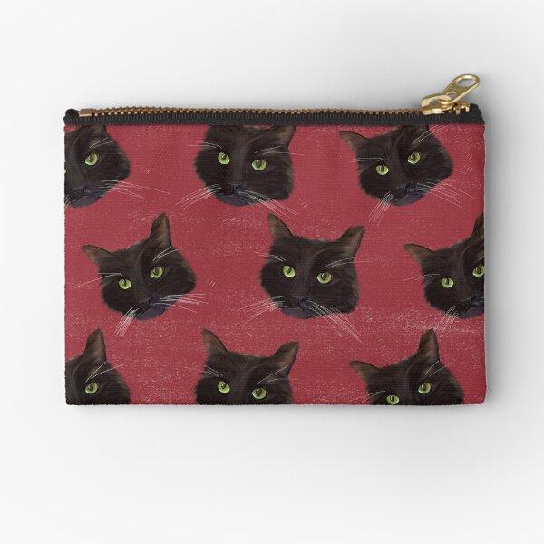 Black Cats (2)  Zipper Pouch