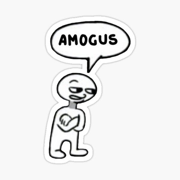 amogus Sticker