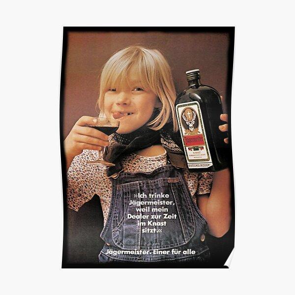 boisson énergisante Poster