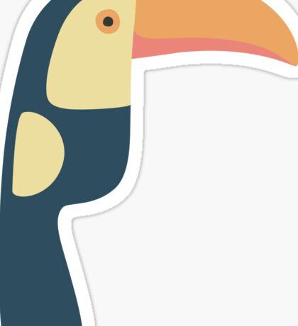 Toucans Sticker