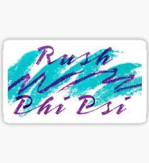 Phi Kappa Psi Sticker