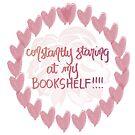 bookshelf porn <3 by Jasmine Pearl Raymundo