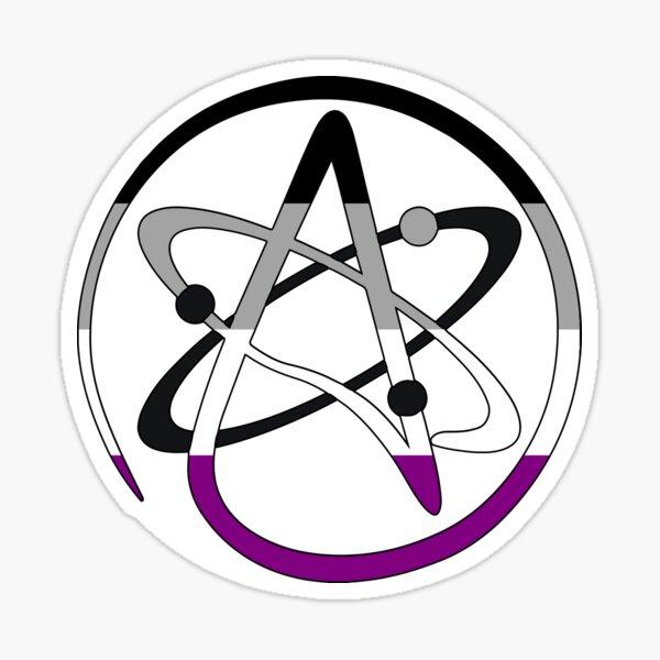 A(ce)theist Sticker