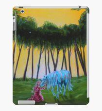 Lady and the Unicorn  iPad Case/Skin