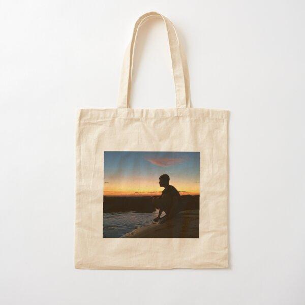 Stillness Cotton Tote Bag