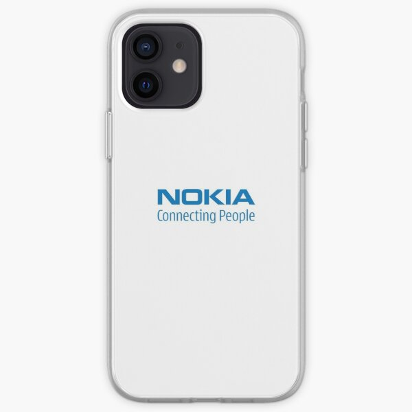 Nokia Funda blanda para iPhone