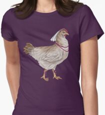 hen party  Womens Fitted T-Shirt