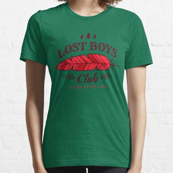 Lost Boys Club // Peter Pan Camiseta esencial