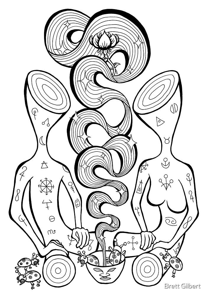 The Rune Prohets by Brett Gilbert