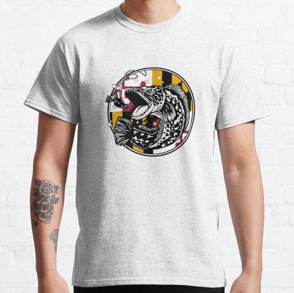 Snakehead Fishing - Maryland Classic T-Shirt