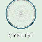 CYKLIST by emerybloom