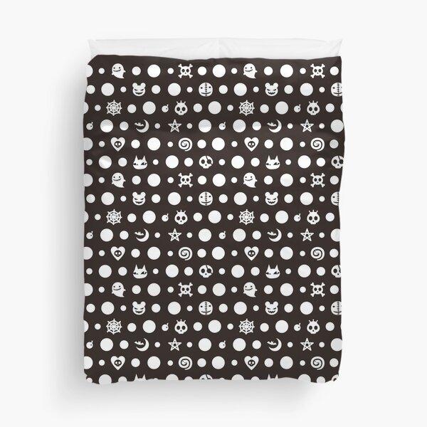 Gothy Dots Duvet Cover