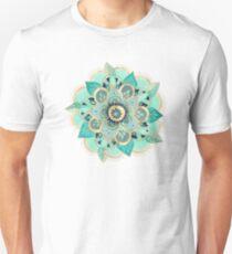 Gilded Emerald Enamel Unisex T-Shirt