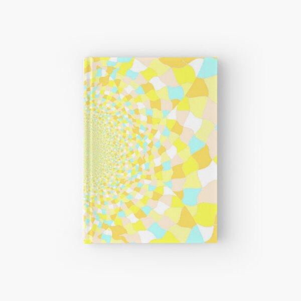 Blue Gold Jewel BeDazzle Decorative Design Hardcover Journal