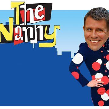 Mike Baird Nanny camiseta y accesorios de tommy2shots