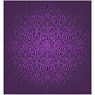 Purple Vintage Victorian by graciestlou