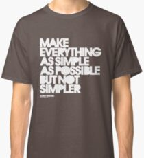 Simple Classic T-Shirt