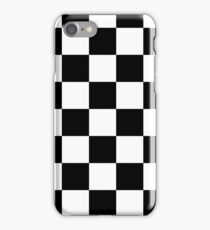 Checkered iPhone Case/Skin