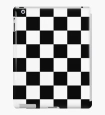 Checkered iPad Case/Skin