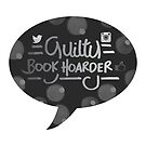 guilty book hoarder by Jasmine Pearl Raymundo