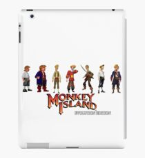 Monkey Island Guybrush - Evolution Edition iPad Case/Skin