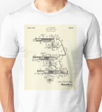 Marble Shooting Pistol-1932 T-Shirt