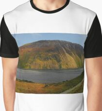 Wastwater Screes Graphic T-Shirt