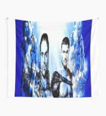 Gladiators Into the Afterlife Wall Tapestry
