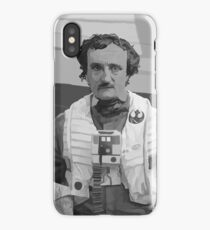 Edgar Allan Poe Dameron iPhone Case/Skin