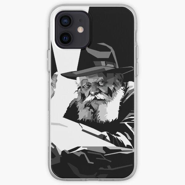 Menachem Mendel Schneerson iPhone Soft Case