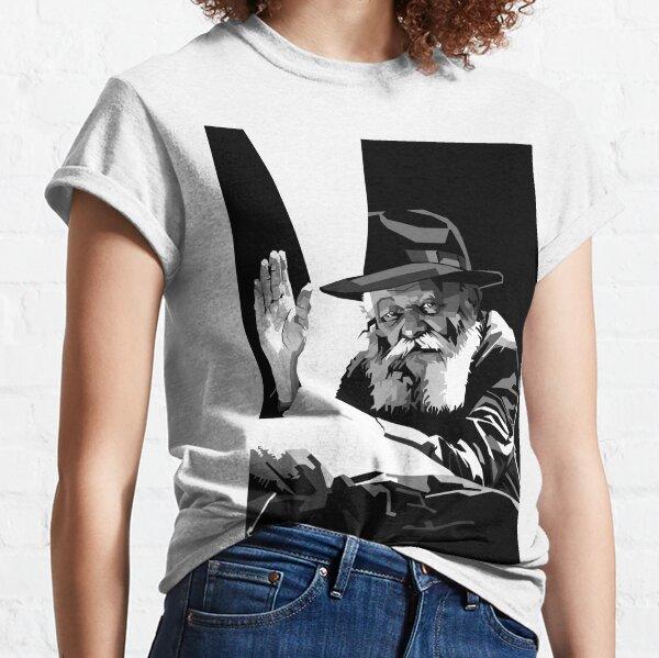 Menachem Mendel Schneerson Classic T-Shirt