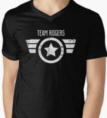 Team Rogers - Civil War Men's V-Neck T-Shirt