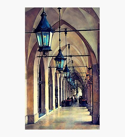 Cracow Cloth Hall Photographic Print