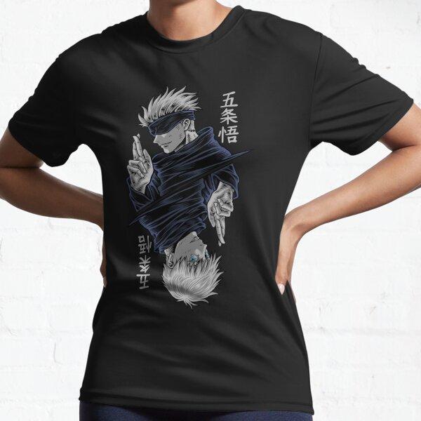 Gojo Satoru Jujutsu Active T-Shirt