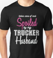 Truckers Wife T Shirts Redbubble