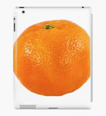 Orange fruit iPad Case/Skin