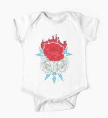 Ice Flowers Kids Clothes