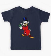 Scrooge McDuck Full Kids Tee