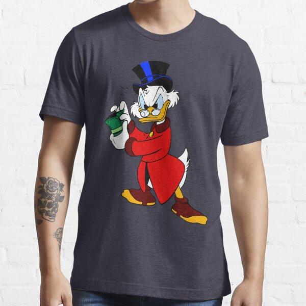 Scrooge McDuck Full Essential T-Shirt
