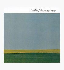 Duster - Stratosphere Photographic Print
