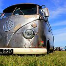 Rusty VW Camper by Vicki Spindler (VHS Photography)