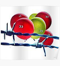 Balloon Bad Day Poster