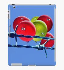 Balloon Bad Day iPad Case/Skin