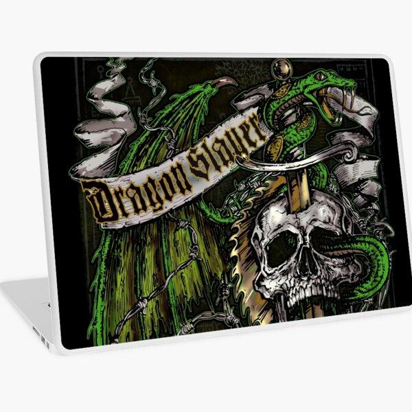 Dragon Slayer Elite Crest Laptop Skin