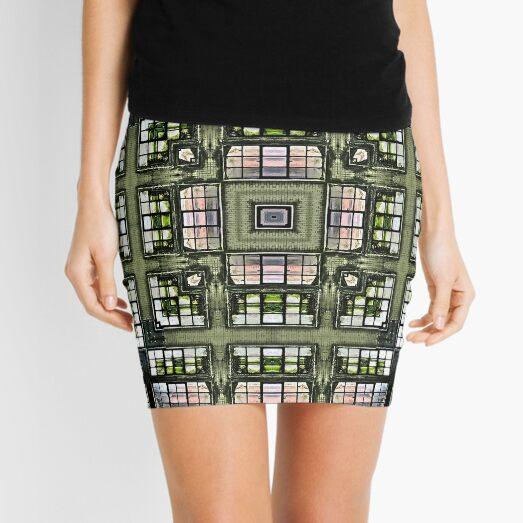 Obscura Square Mini Skirt