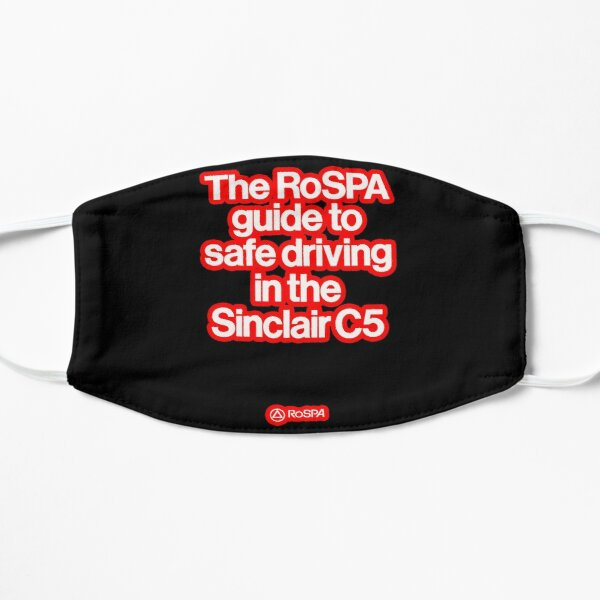 SINCLAIR C5 Flat Mask